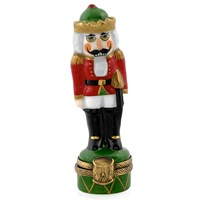 Nutcracker Limoges Box
