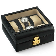 Large Six-Roll Watch Case