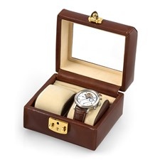 Small Two-Roll Watch Case