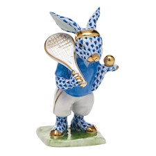 Herend Tennis Bunny