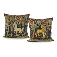 King Arthur Tapestry Pillows