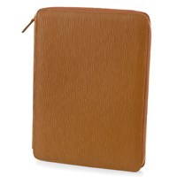 Italian Wave Leather Portfolio