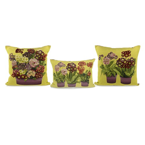 Jacquard Primrose Pillows Pillows Home Decor Accessories Home Decor ScullyandScully.com