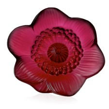 Lalique Anemone Flower