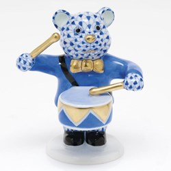 Herend Little Drummer Bear