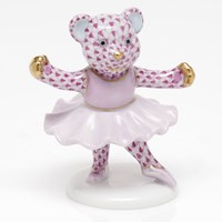 Herend Ballerina Bear