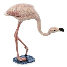 Austrian Bronze Flamingo Figurine