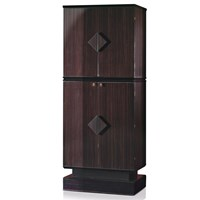 Armoured Jewelry Safe, Black