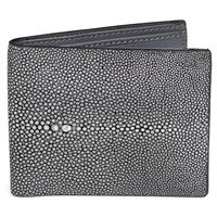 Stingray Leather Wallet in Razza