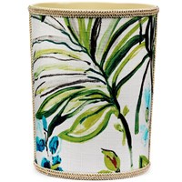 Honolulu Fern Wastebasket