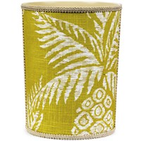 Pineapple Kiwi Wastebasket