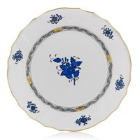 Herend Chinese Bouquet China, Black Sapphire