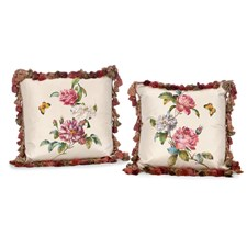 Roses & Peonies Pillows