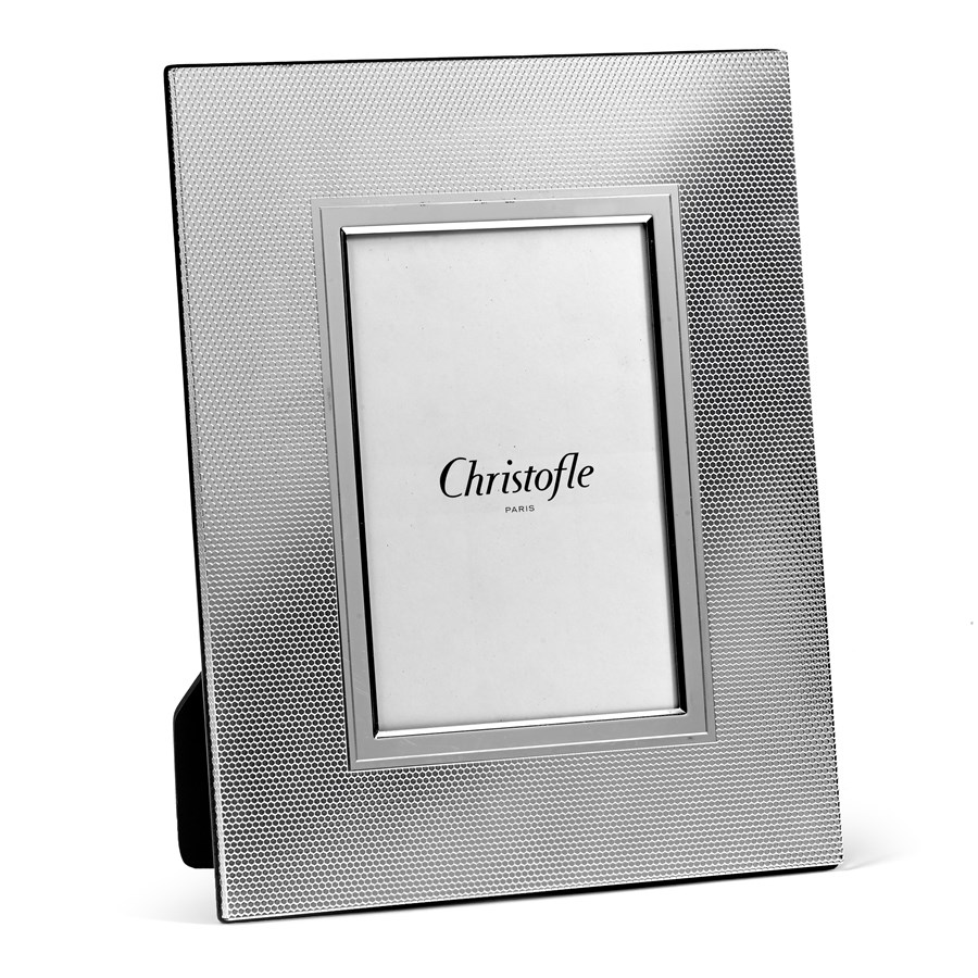 Sterling silver frames silver picture frames photo frames at christofle madison silverplated frames jeuxipadfo Image collections