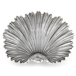 Buccellati Sterling Silver Arca Shell Dishes