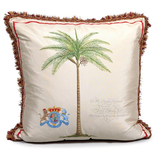 Barbados Tree Pillows