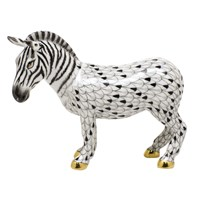 Herend Reserve Zebra - Limited Edition 100