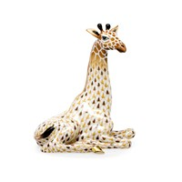 Herend Reserve Giraffe - Limited Edition 100