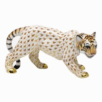Herend Reserve Small Tiger - Limited Edition 250