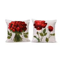 Red Roses Pillows