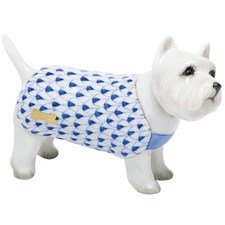 Herend West Highland Terrier Figurines