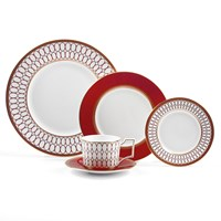 Wedgwood Renaissance Red China