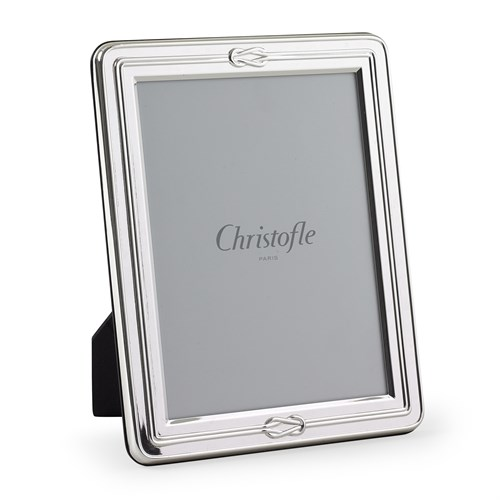 Christofle Egea Silverplated Picture Frames