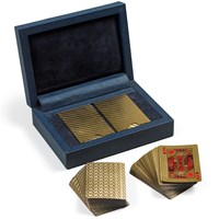 Playing Card Sets with Case