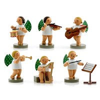 Angel Musicians - 7 Piece Set
