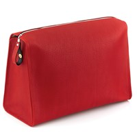 Large Calfskin Toiletry Bags