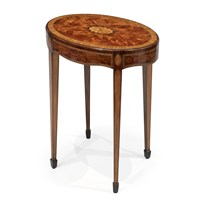 Webster Wooden End Table