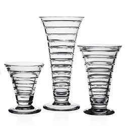 William Yeoward Crystal Myra Vases
