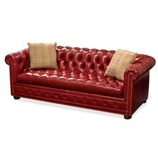Kent Chesterfield Sofas, Extra Long
