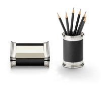 Faber-Castell Leather Desk Accessories