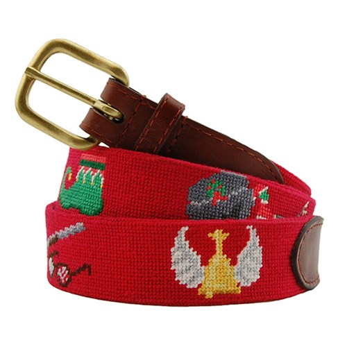 Christmas Movies Belts