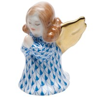 Herend Praying Angel Figurines
