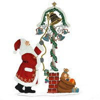Pewter Sounds of Christmas Figurine