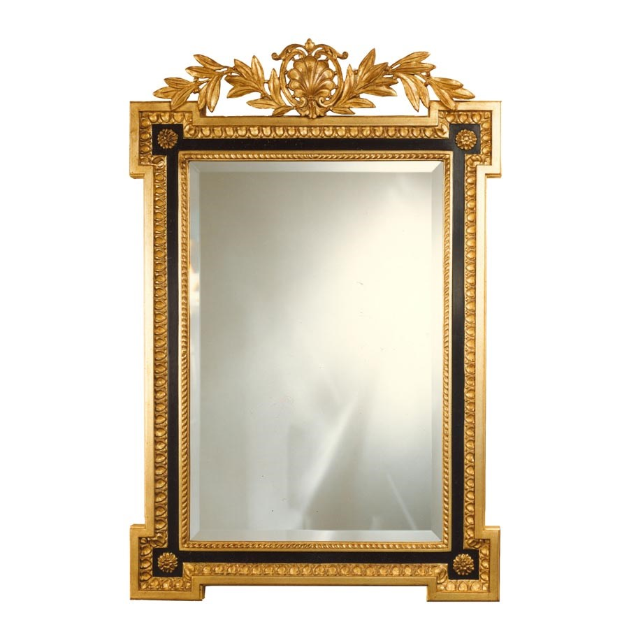 Laurel Beveled Mirror