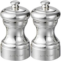 Sterling Silver Peugeot Salt & Pepper Mills