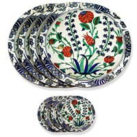Iznik Design Table Mats & Coasters