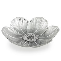 Buccellati Sterling Silver Narcissus Flower Dishes