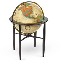 Finley Illuminated Globe