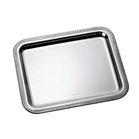 Christofle Silver Plated Trays