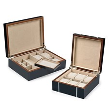 Jewelry & Watch Boxes, Blue