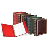 Florentine Leather Photo Albums
