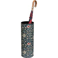 Evenlode Blue Flowers Tapestry Umbrella Stand
