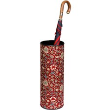 Evenlode Red Flowers Tapestry Umbrella Stand