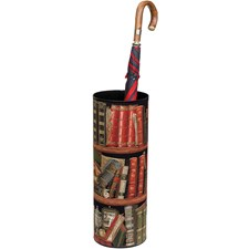 Library Tapestry Umbrella Stand