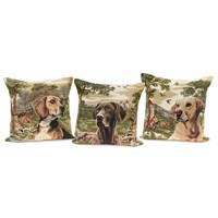 Hunting Dogs Pillows