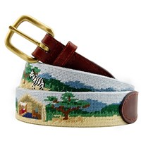 Safari Petitpoint Belt